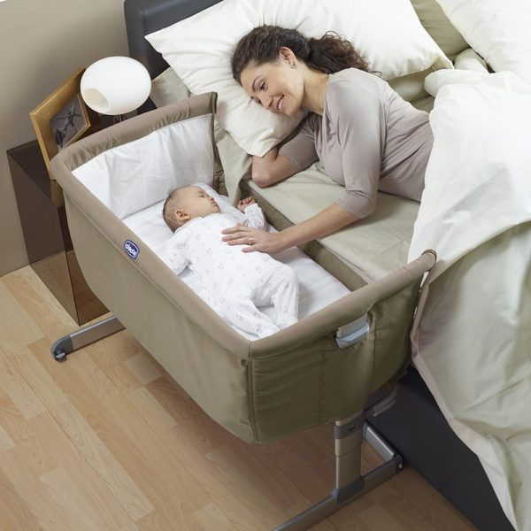 Cómo conseguir dormir a un bebé: Consigue una mini-cuna
