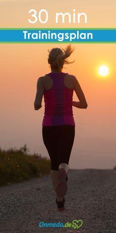 So schaffen auch Lauf-Anfänger die 30 Minuten ohne Pause!  (Bildquelle: istock)