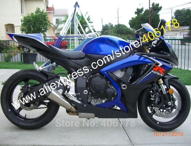 445.55$  Watch here - http://alisza.worldwells.pw/go.php?t=32374402234 - Hot Sales,For Suzuki GSX-R600 GSX-R750 Fairing Kit K6 06 07 GSXR 600 GSXR 750 2006 2007 Motorcycle Fairing (Injection molding) 445.55$