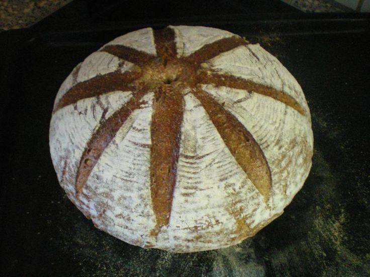 Celozrnný chleba na vlastní oči aneb jak na chleba v 7 minutách