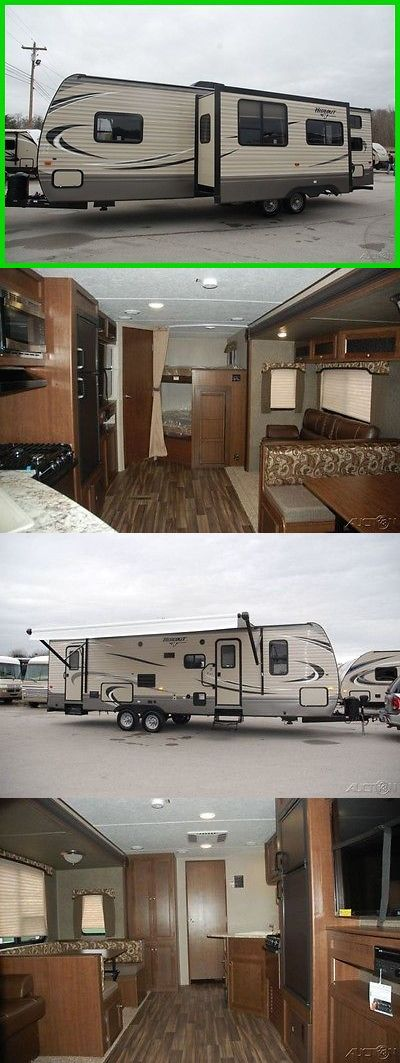 rvs: 2017 Keystone Hideout 28Bhs Bumper Pull Behind Camper Travel Trailer New Rv -> BUY IT NOW ONLY: $23900 on eBay!
