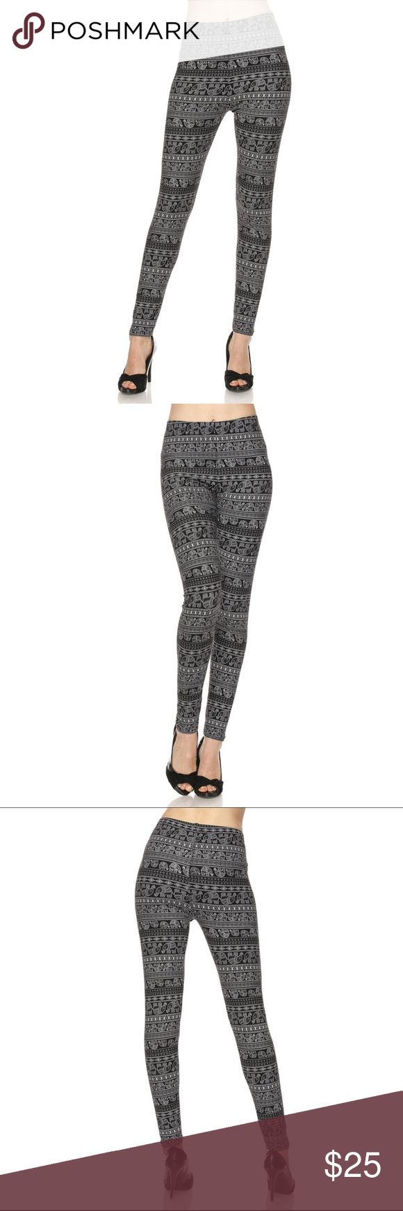 Plus Size Premium Printed Leggings Plus Free Size  If you love comfort and beauty in one package, these Printed Leggings will certainly be your THING.  All designs are handpicked to make you look elegant and slick. Leggings are of high quality and the feedback has been terrific so far.  We 100% stand by our products, love it OR leave it.   **PLUS SIZING**  Plus (one size fits most juicy ladies) : Fits 1XL, XXL, XXXL ----> US Size 12 to 22  344 plus Pants Leggings