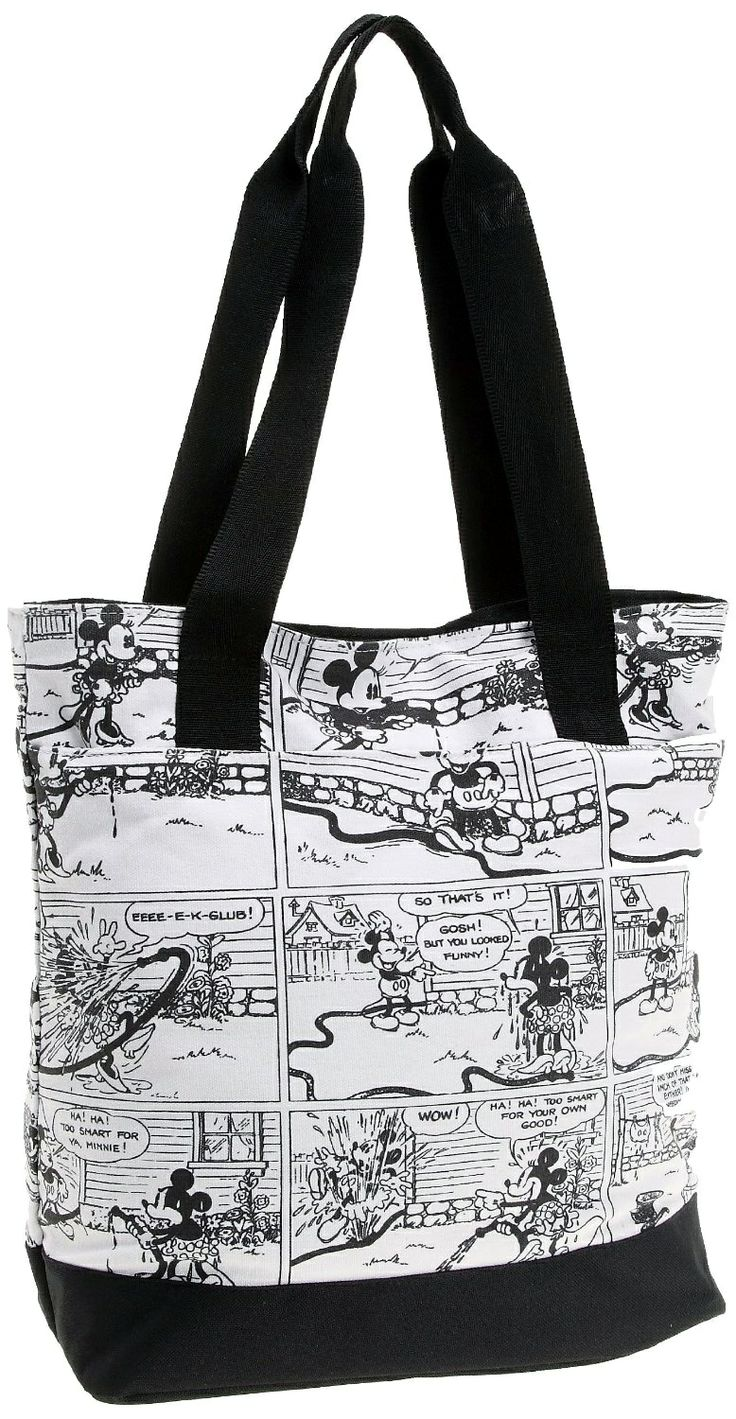 Mickey+Mouse+Backpack+for+Teens | Details about MICKEY MOUSE Vintage Comic Strip Shoulder Bag Shopper ...