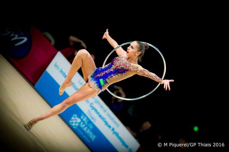 Margarita Mamun (Russia), Grand Prix (Thiais) 2016