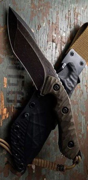 Torbe Custom Knives Fixed Blade Knife TCK @aegisgears