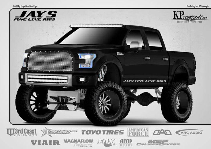 2015 ford f 150 lifted trucks pinterest. Black Bedroom Furniture Sets. Home Design Ideas