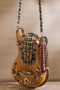 Guitar Purse