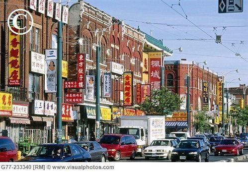 Spadina and Dundas, Chinatown