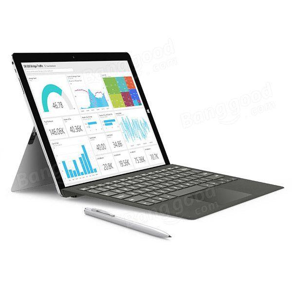 Teclast X5 Pro 256G SSD Intel Kaby Lake Core Quad Core 12.2 Inch Windows 10 Home Tablet Sale - Banggood.com