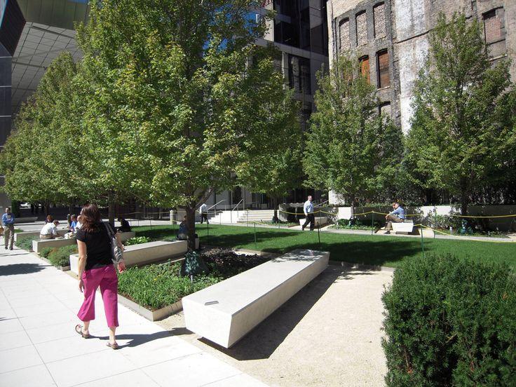 Randolf pocket park studio himmel park pinterest pocket park landscaping and landscape - Small urban spaces image ...