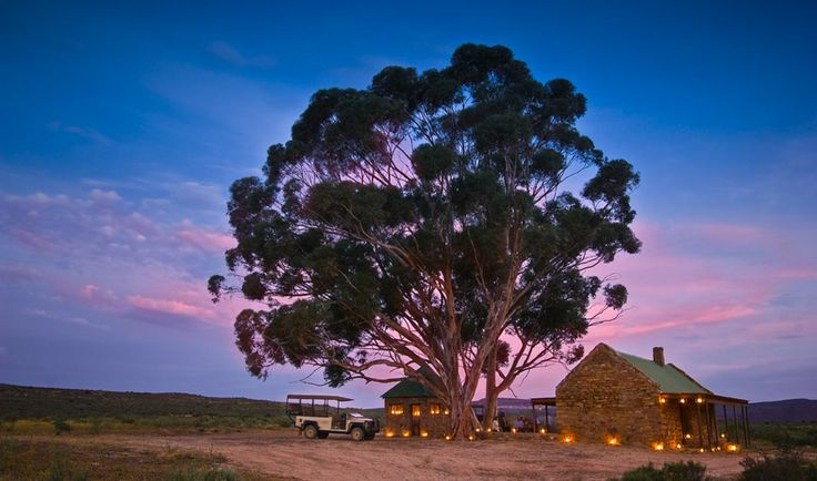 Kadoro is a secret dining location within the reserve available on request