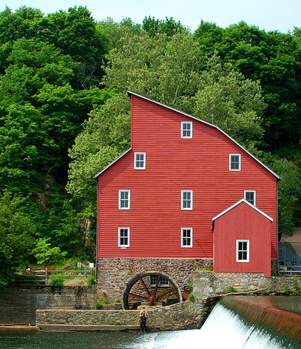 Red Mill in Clinton, NJ