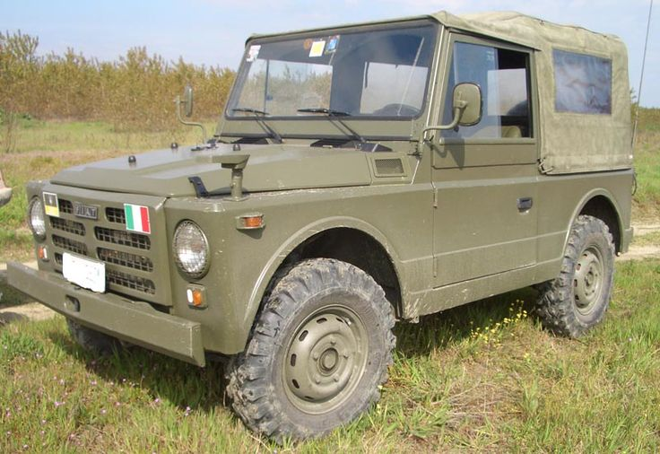 Fiat Campagnola AR76
