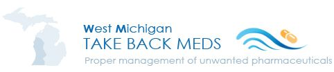 Find a drop off location for expired Rx and OTC meds in West Michigan