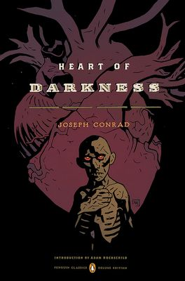 Super Punch: New Heart of Darkness book cover by Mike Mignola (and more)