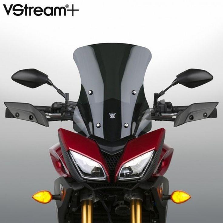 Ζελατίνα National Cycle VStream Yamaha MT-09 TRACER σκούρο φιμέ