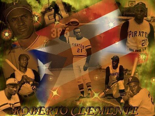 The great Roberto Clemente
