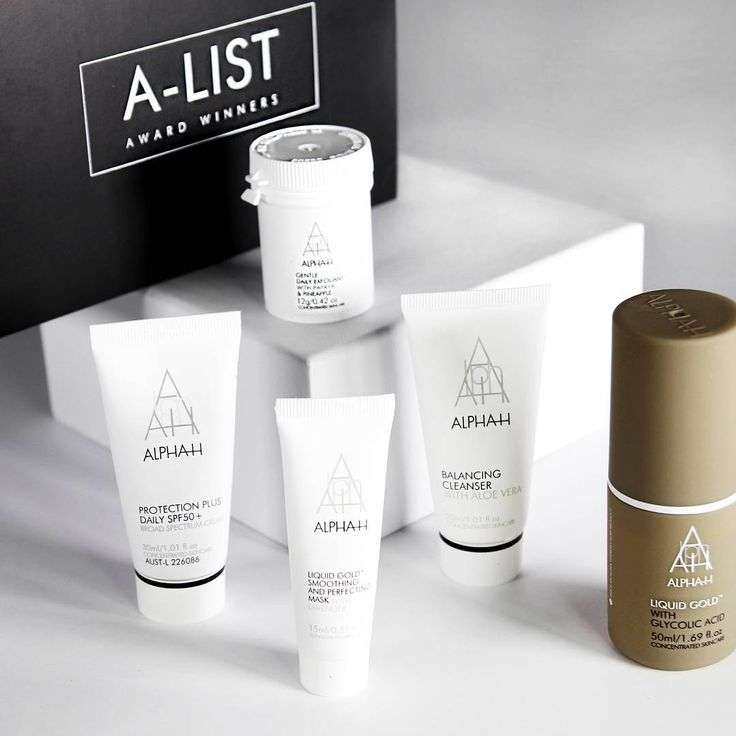 There's a reason it's called the A-LIST collection. And that is because each one of these products has won multiple AWARDS!