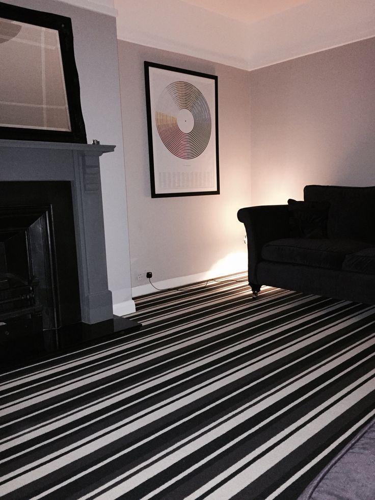 New Lounge, purples and greys