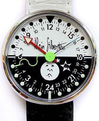 alain silberstein watch