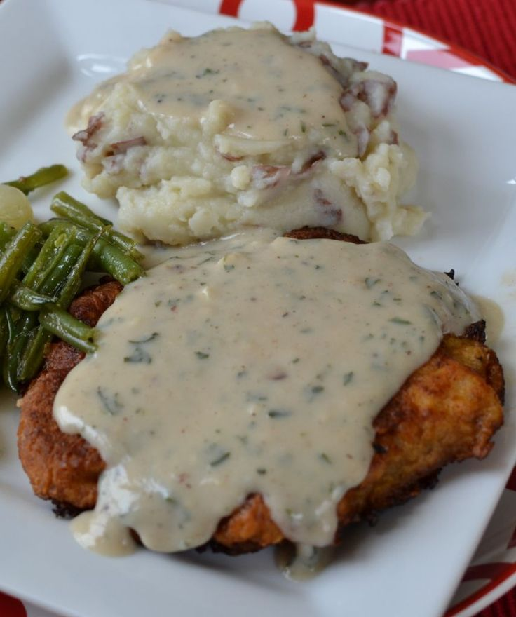 There is nothing quite as scrumptious as chicken fried steak with gravy! Oh my gosh! I could eat this for breakfast! Look at that beautiful comfort food. So easy to prepare as well! Do you have company coming over? They will love all over this dish! And so will you! Print Yum Chicken Fried Steak...Read More »