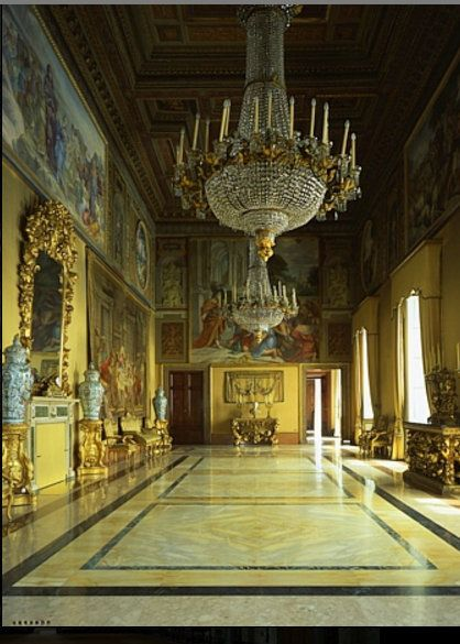 The Quirinal Palace, Rome, Italy