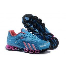 Kaufen Adidas Trainer-Tank Round 6.0 Frauen Blau Rosa Schuhe Online | Cool Adidas Bounce Five-Star V1 Trainer Schuhe Online | Adidas Schuhe Online Geschäft | schuheoutlet.net
