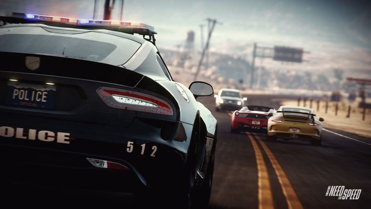 Need For Speed Screenshots - Official Site