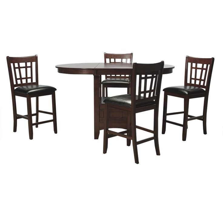 TAVERN 5PC TABLE SET | WorldWide Furniture