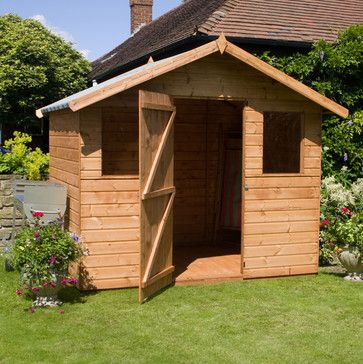 best 25 contemporary sheds ideas on pinterest contemporary garden rooms contemporary summer houses and shed - Garden Sheds With Windows
