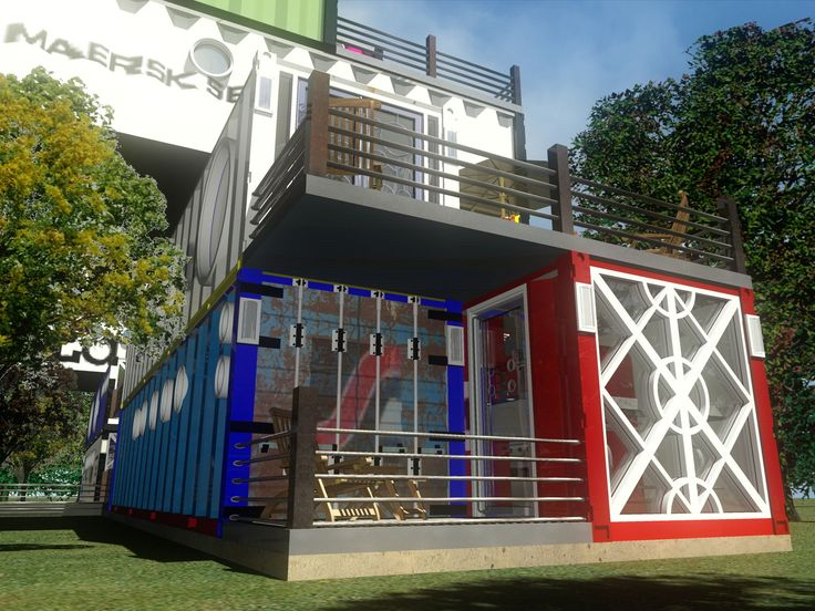 Design Container Home Concept Shipping Container House Concept  Container Apts  Dorms .