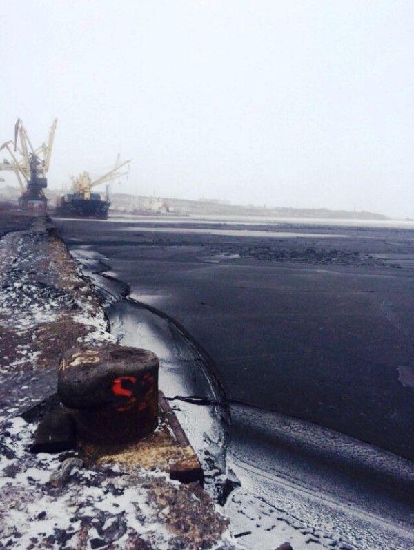 этот Угольный Ванинский порт (1)