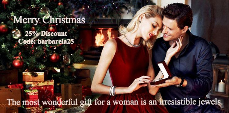 barbarelajewelry.com 25% Discount Code: barbarela25
