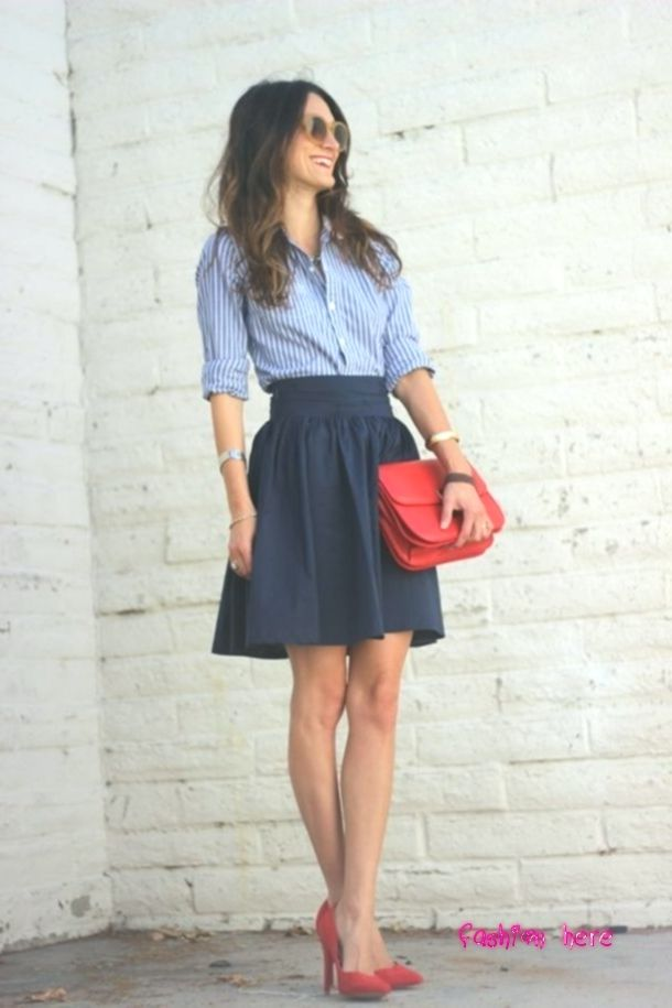 Outfits Mode für Frauen 2019 – We have 40 fashion outfit ideas for work that will help women look great while w – Women Fashion 2019 – Spring / Summer