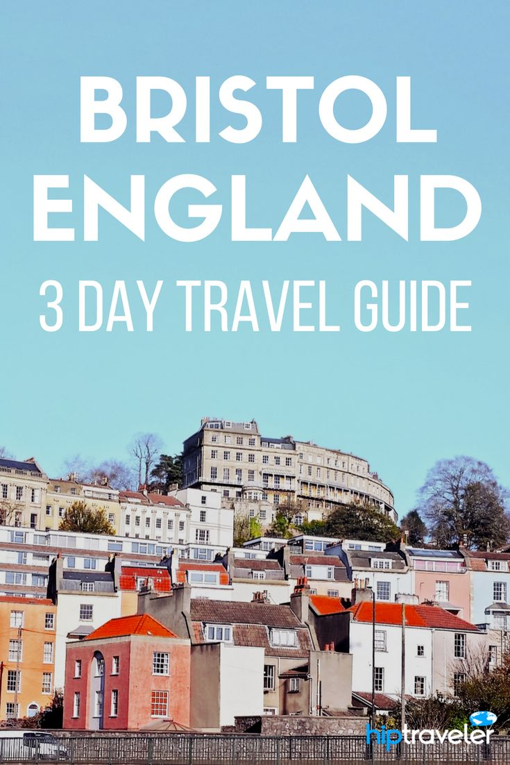 A 3-day guide to visiting Bristol, England. Best things to do and practical travel tips for your visit to this colorful city in the United Kingdom! | Blog by HipTraveler: Bookable Travel Stories from the World's Top Travelers