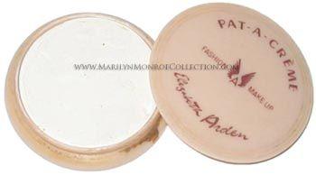Marilyn's Elizabeth Arden makeup