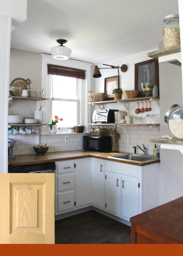 Surprising Refinish Existing Cabinets Smallkitchenremodeling Interior Design Ideas Clesiryabchikinfo