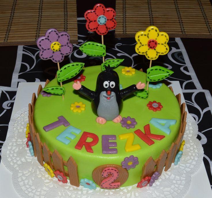 cake kids mole