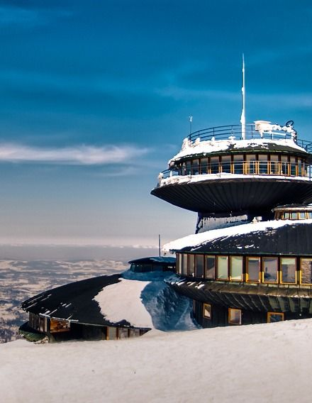 Sudety Mountains -- Śnieżka 1602 m -- Poland Jurek Jurasz