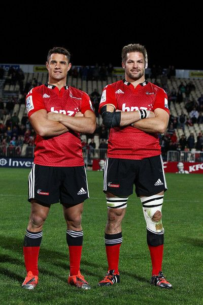 Richie Mccaw Photos - Super Rugby Rd 13 - Crusaders v Reds - Zimbio