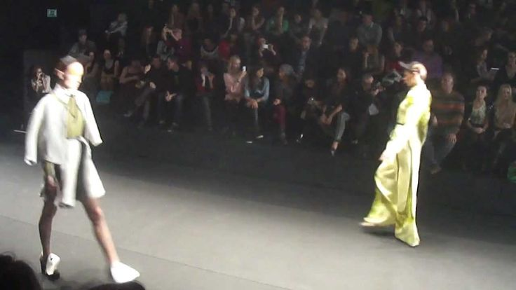 BESSARION на Mercedes-Benz Fashion Week Russia