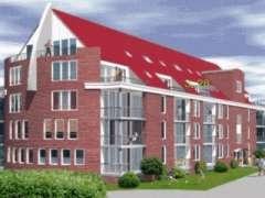 Ferienwohnung Cuxhaven: strandnahe Ferienwohnung in Cuxhaven-Duhnen
