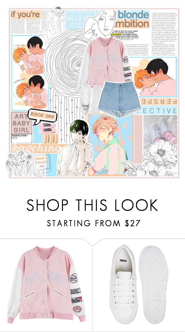 """as long as i'm here, you're invincible // battle of the ships - round one: introductions // shopnemo PROMO"" by elliebonjelly ❤ liked on Polyvore featuring ASOS, Mikimoto and Nintendo"