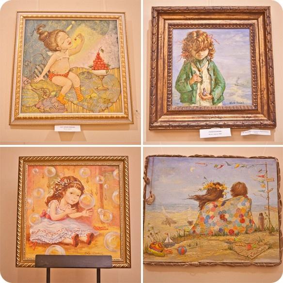 Обзор выставки Кати Дудник: услышит ли меня ребенок, живущий в каждом?