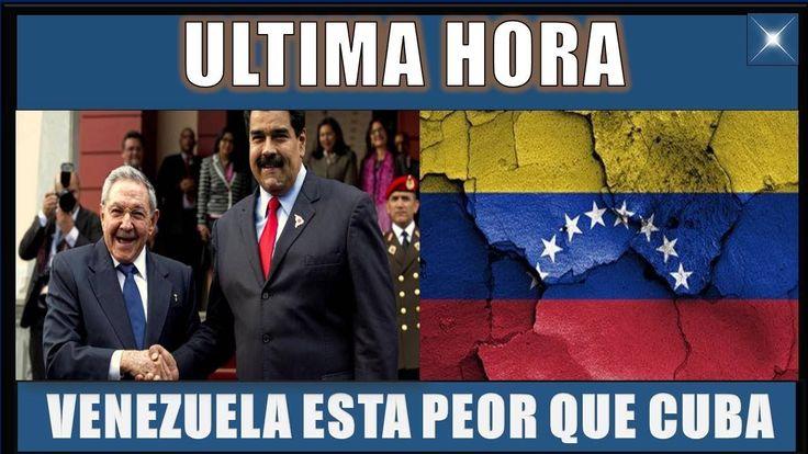 ULTIMA HORA||VENEZUELA ESTA PEOR QUE CUBA|NOTICIAS ULTIMA HORA VENEZUELA 19 DICIEMBRE 2017