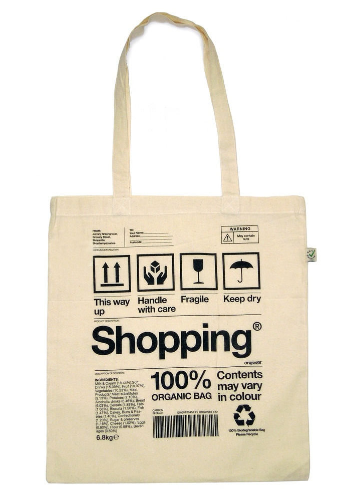 Shopping Being tote from Totes Amazed