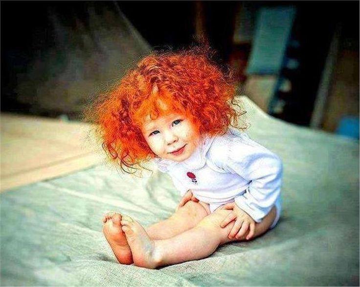 Φωτογραφίες μωρών με αστεία μαλλιά - Imommy#2#3#3