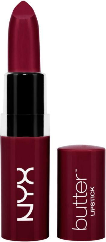 New color for Fall Nyx Butter Lipstick in Licorice