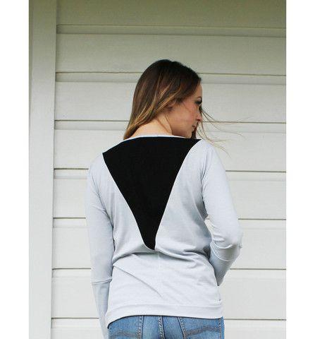 Denbigh Long Sleeve - Rex Royale - Wellington and New Zealand designer fashion clothing jewellery art women's cuba st boutique