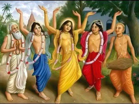 Swarupa Damodar Dasa ~ Kiba Jaya Jaya Gaurachandra